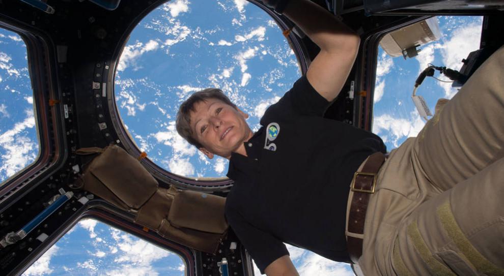 Najsłynniejsza astronautka idzie na emeryturę