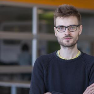 Konrad Szczukiewicz, członek zarządu w Shelfwise