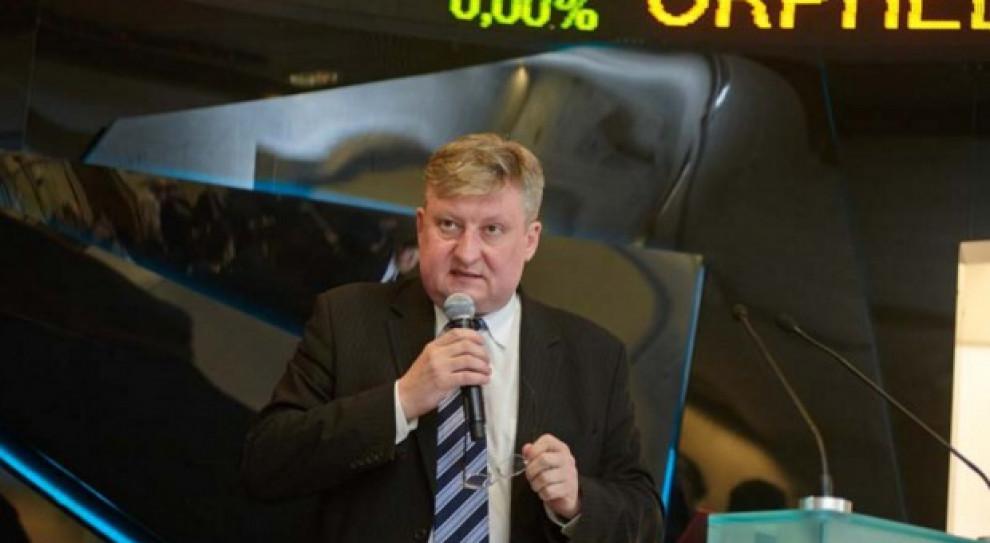 Wojciech Nagel zrezygnował z funkcji prezesa Rady Giełdy