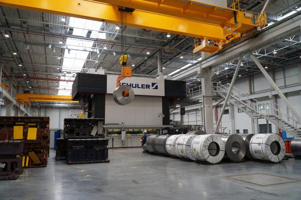 Amerykańska firma ma nową fabrykę w Siemianowicach. Zwiększy się zatrudnienie