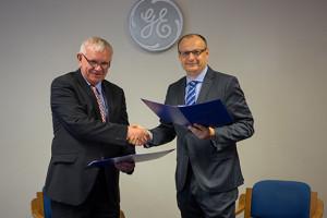 General Electric i Politechnika Gdańska podpisały porozumienie o współpracy