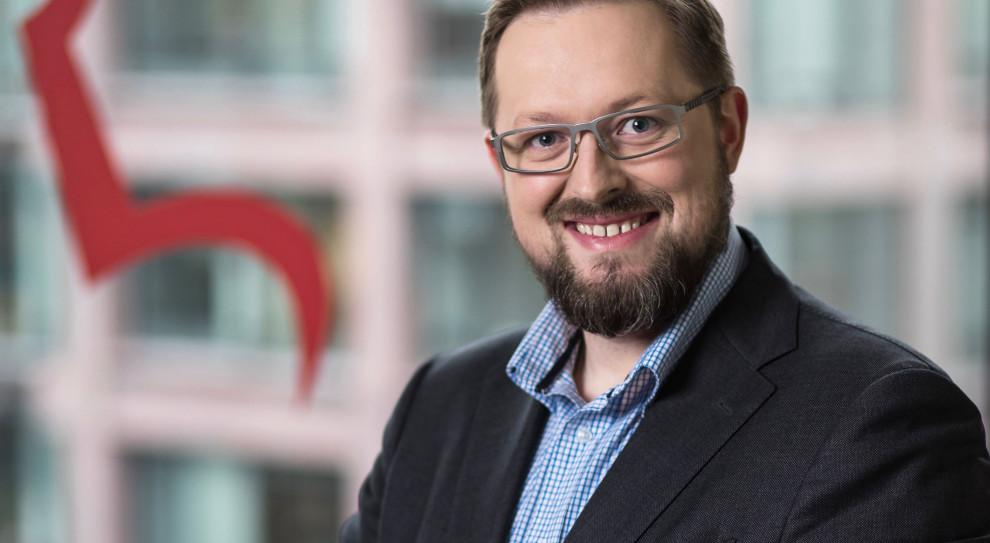Przemysław Stalica dyrektorem ds. personalnych w Banku Pekao