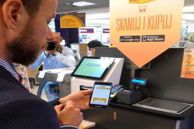 Zakupy bez stania w kolejce i bez kontaktu z kasjerem. Nowatorski system w polskich sklepach