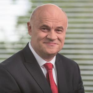 Marek Moczulski, prezes Bakallandu