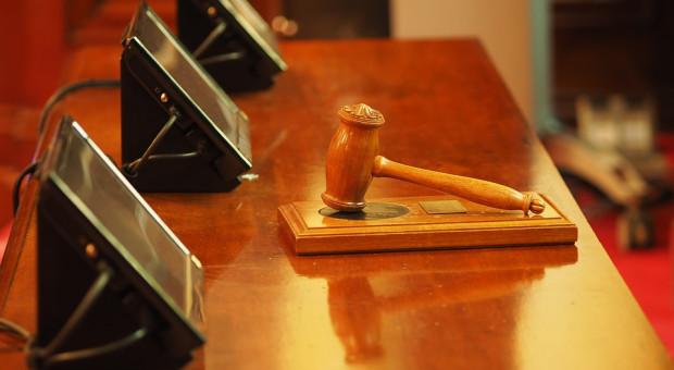 Zakaz wywiadów z sędziami w budynku sądu. Prezes tłumaczy decyzję