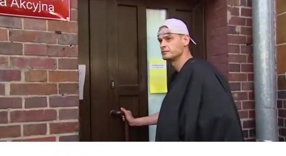 Tomasz Komenda szuka pracy