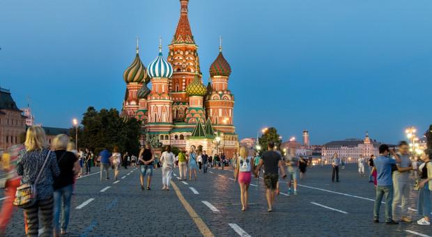 Płonie centrum handlowe w Moskwie, ewakuowano 3 tys. osób
