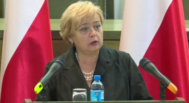 Małgorzata Gersdorf pozostaje pierwszym prezesem Sądu Najwyższego