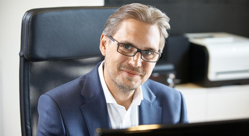 Tomasz Malicki prezesem Grupy Protektor