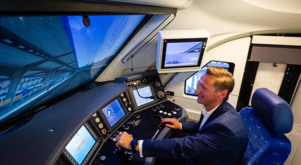 Maszyniści Przewozów Regionalnych będą się szkolić na nowoczesnym symulatorze