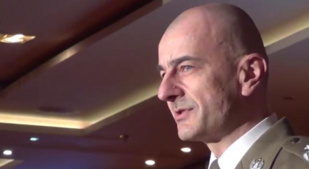 Rajmund Andrzejczak nowym szefem Sztabu Generalnego WP