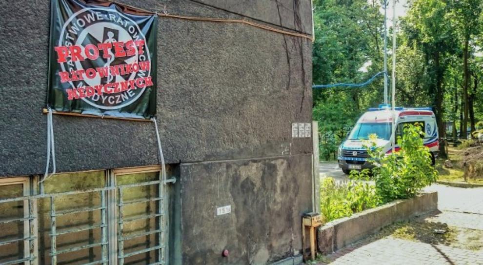 Polski Związek Ratowników Medycznych wznawia protest