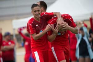 Polacy wygrali międzynarodowy turniej piłki nożnej