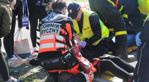 Szef NFZ: będą pieniądze dla ratowników medycznych z SOR