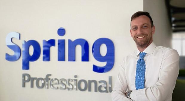 Guido Bianchi na czele Spring Professional