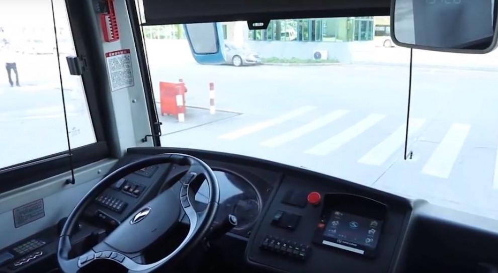 W przyszłym roku na drogi Japonii wyjadą autonomiczne autobusy Baidu