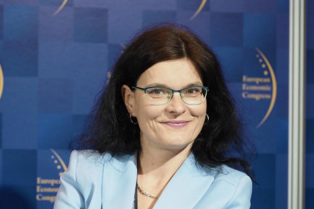 Nina Dobrzyńska, wiceprezes Polskiej Agencji Rozwoju Przedsiębiorczości. (fot. PTWP)