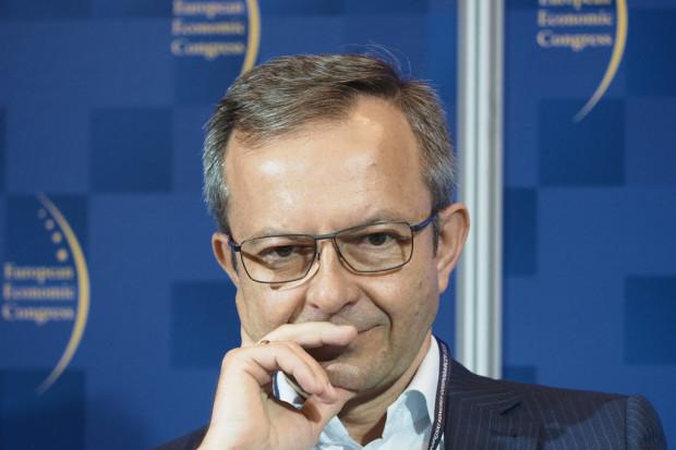 Adam Krzanowski, prezes zarządu i współwłaściciel Grupy Nowy Styl. (fot. PTWP)