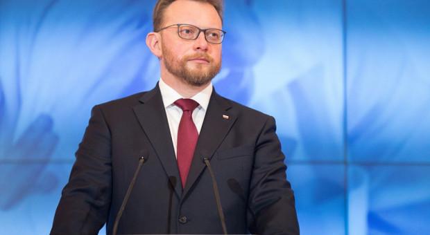 Łukasz Szumowski: wzrost wynagrodzeń w służbie zdrowia to podstawa