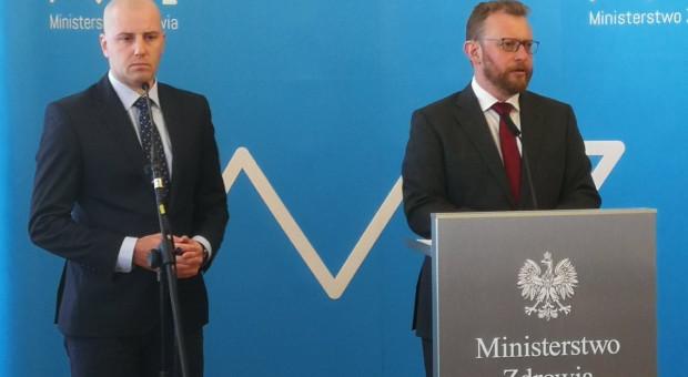 Łukasz Szumowski: Realizujemy każdy z punktów porozumienia z rezydentami