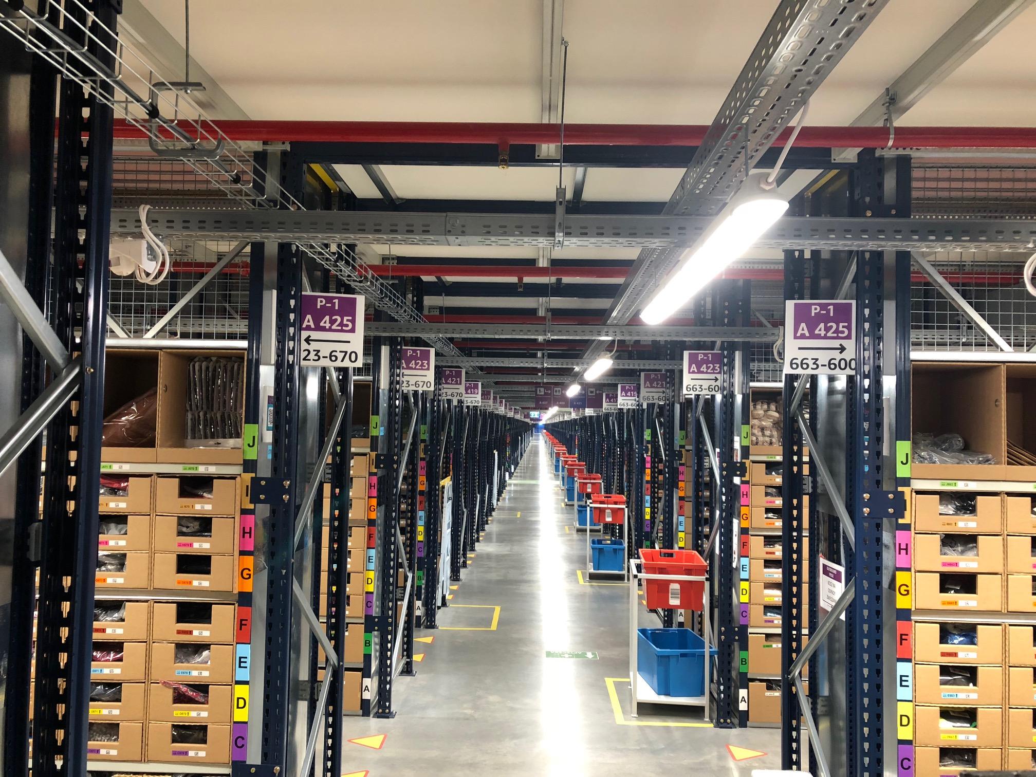 W całej Polsce amerykański lider handlu internetowego zatrudnia 14 tys. osób. (fot. PTWP/Katarzyna Domagała-Szymonek)