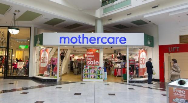 Sieć Mothercare zamknie więcej sklepów niż wcześniej planowała