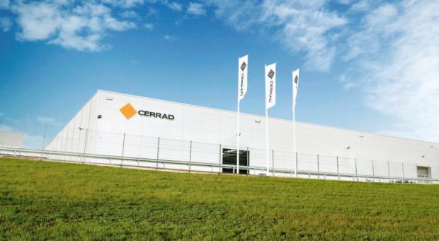 Cerrad ma już trzeci zakład w Starachowicach. Pracuje w nim 80 osób