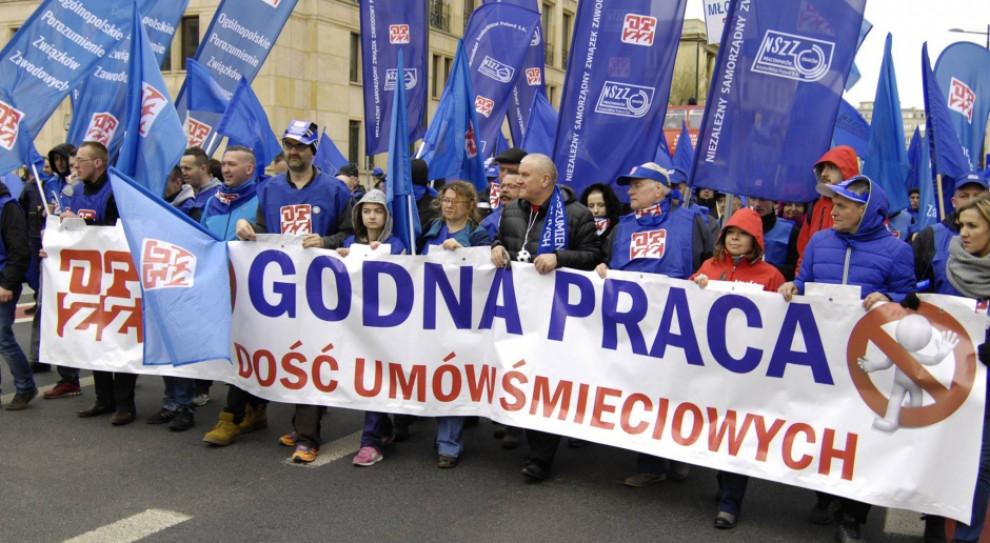 OPZZ chce wyższych płac w budżetówce, rozważa akcję protestacyjną