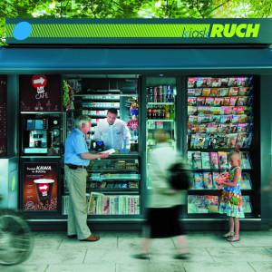 Ruch balansuje na krawędzi bankructwa? Sieć planuje sprzedaż kiosków