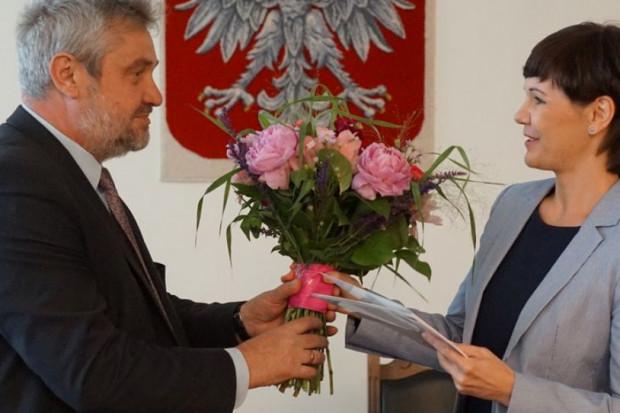 Monika Rzepecka to absolwentka technologii żywności i żywienia człowieka w Szkole Głównej Gospodarstwa Wiejskiego w Warszawie. Fot. MRiRW