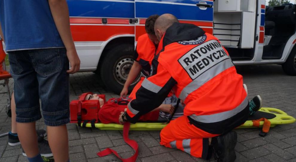 Zarzut dla 33-latki za pobicie ratownika medycznego w Częstochowa