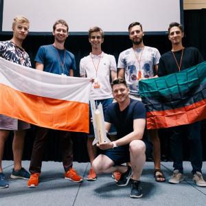 Turbulencja zapewniła sukces polskim studentom