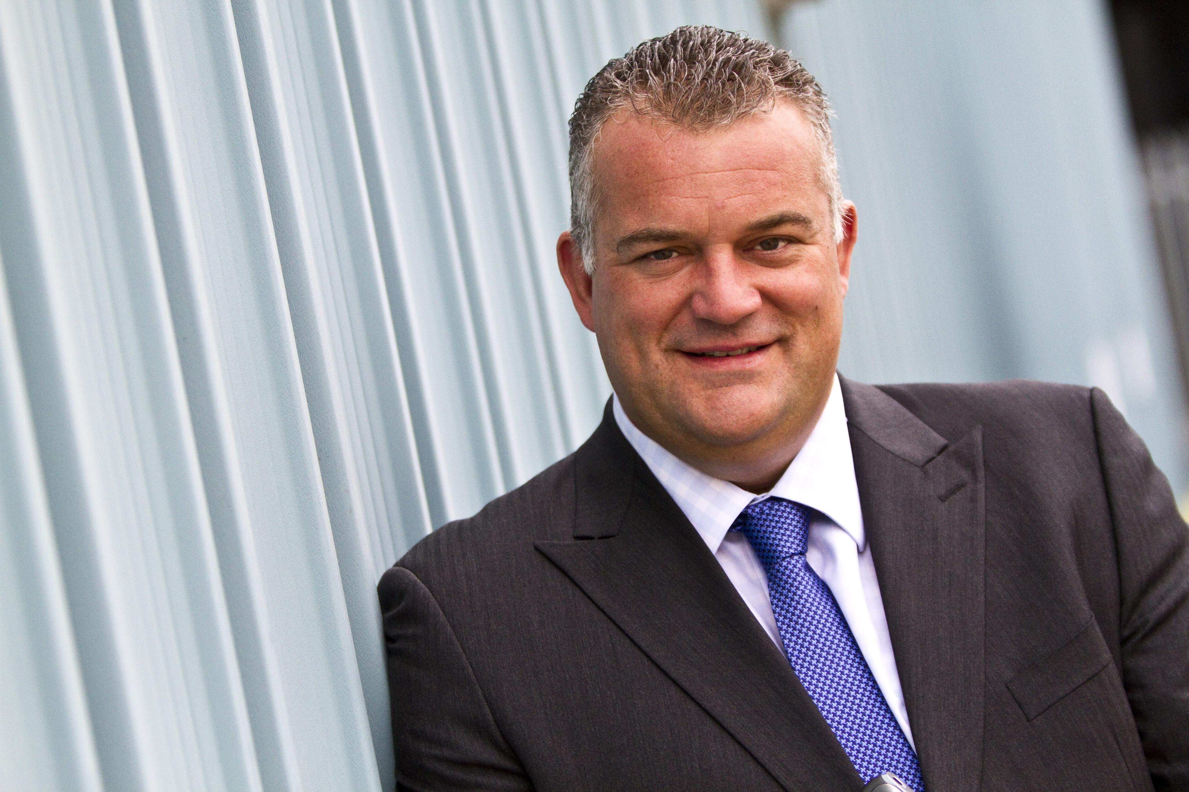 Darren Grasby został awansowany na starszego wiceprezesa ds. globalnej sprzedaży produktów z kategorii Computing and Graphics oraz prezesem AMD w Europie, Środkowym Wschodzie i Afryce (EMEA). Fot. mat. prasowe