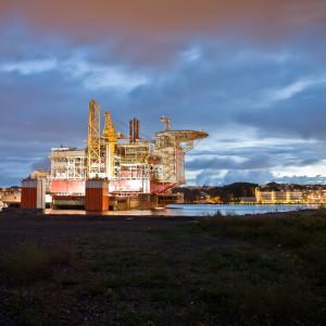 Strajk na platformach może zagrozić cenie ropy