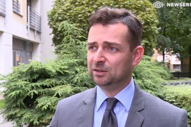 Jan Styliński, prezes zarządu Polskiego Związku Pracodawców Budownictwa (fot.newseria)