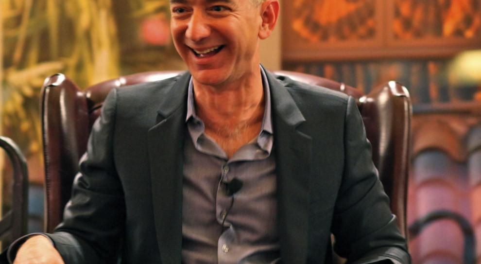 Amazon obiecał milion miejsc pracy w Indiach
