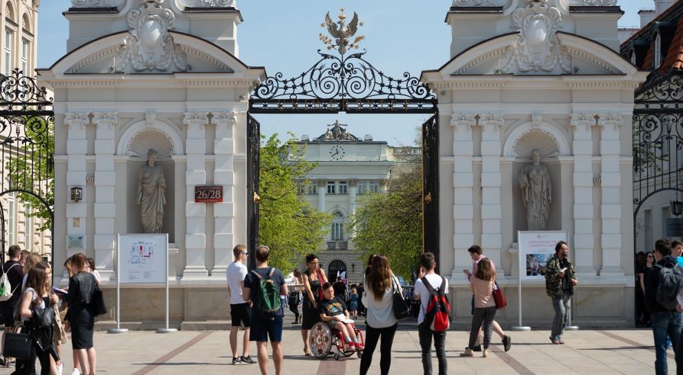 Uniwersytet Warszawski w światowym rankingu. Do pełni szczęścia jeszcze daleka droga