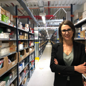 Magdalena Zagrodnik, HR Manager w Amazon w Sosnowcu