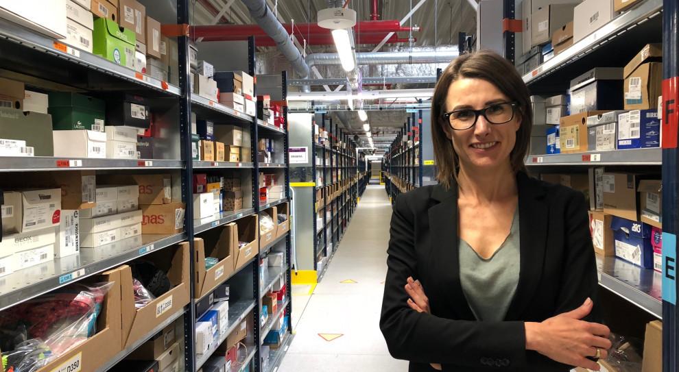 Magdalena Zagrodnik, Amazon Sosnowiec: nie wierzymy w trudny rynek pracy