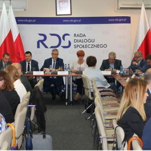 BCC chce większych zmian w ustawie o Radzie Dialogu Społecznego
