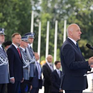 Warszawa: Święto Policji: prezydent mianował generałów