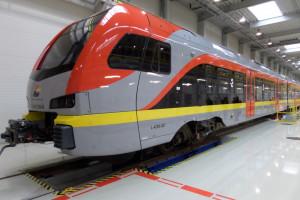 Można zostać testerem nowych pociągów