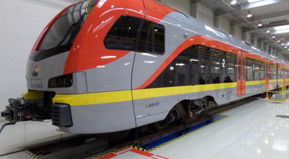 ŁKA szuka testerów nowych pociągów