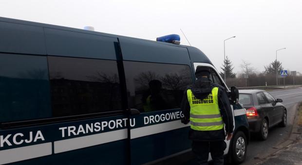 Widmo strajku nad Inspekcją Transportu Drogowego