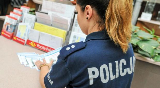 Podwyżki na Poczcie Polskiej poruszyły NSZZ Policjantów