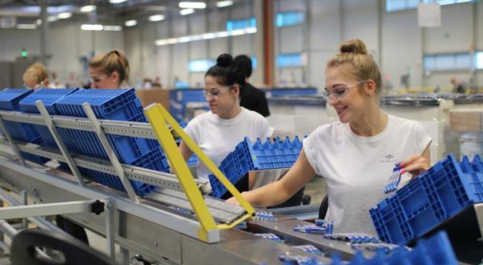 Sonoco zatrudni 200 pracowników. Płaci do 2 tys. złotych za polecenia