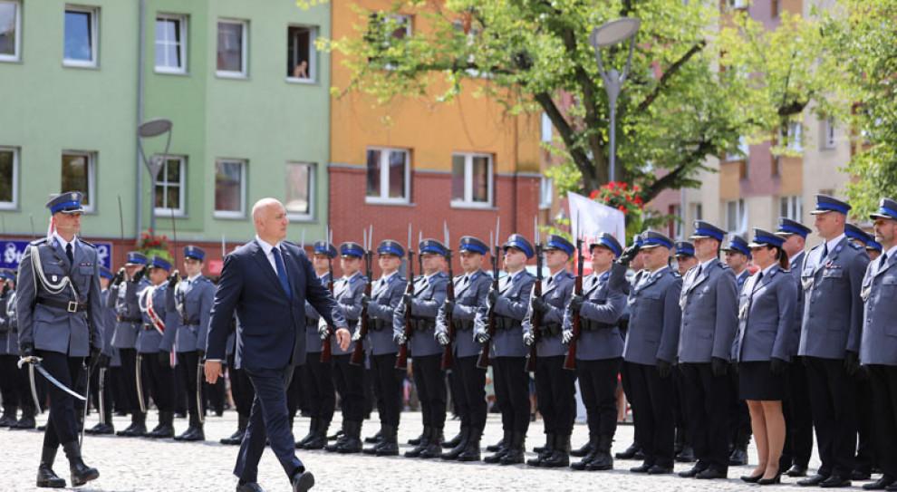Minister Brudziński apeluje o powstrzymanie ataków wymierzonych w policjantów