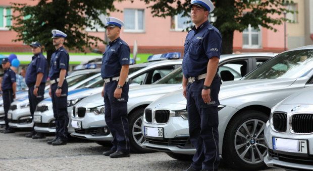 Policjanci szkolili się z techniki jazdy