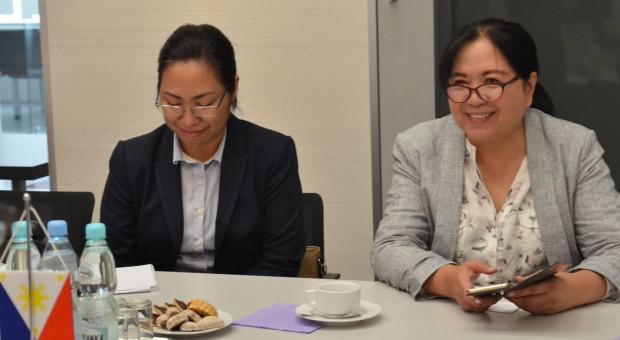 Będzie umowa w sprawie zatrudniania pracowników z Filipin