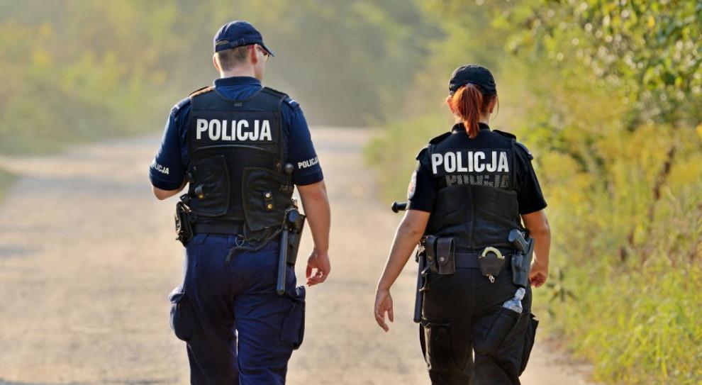 Coraz więcej kobiet w policji